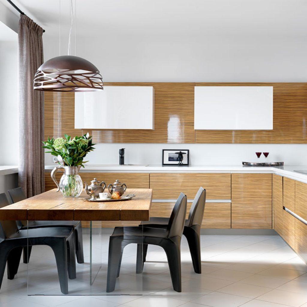 Дизайнерские тренды в оформлении жилого помещения