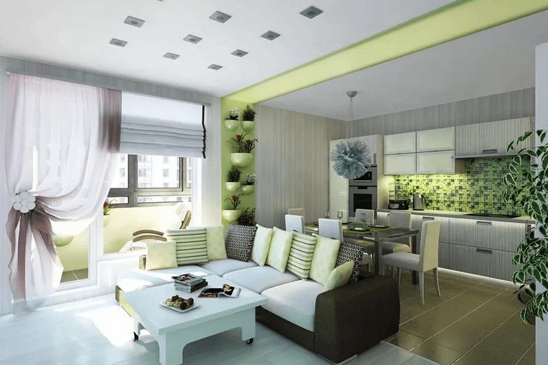 Дизайн квартиры: основные принципы